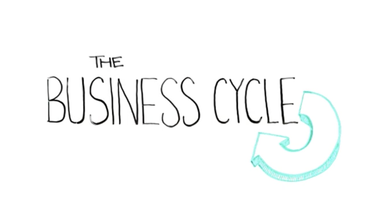 the business cycle video