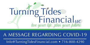 A Message from Turning Tides Financial Regarding COVID-19